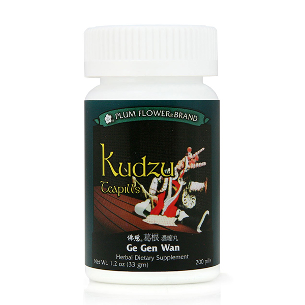 Kudzu teapills cold and flu buy chinese herbs online