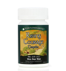 Rising Courage Teapills