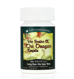 Snake & The Dragon Teapills